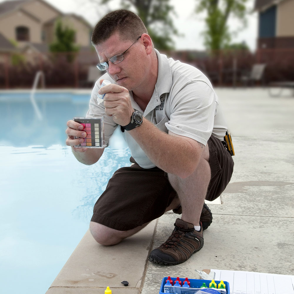 Técnico mantenimiento de piscinas en madrid
