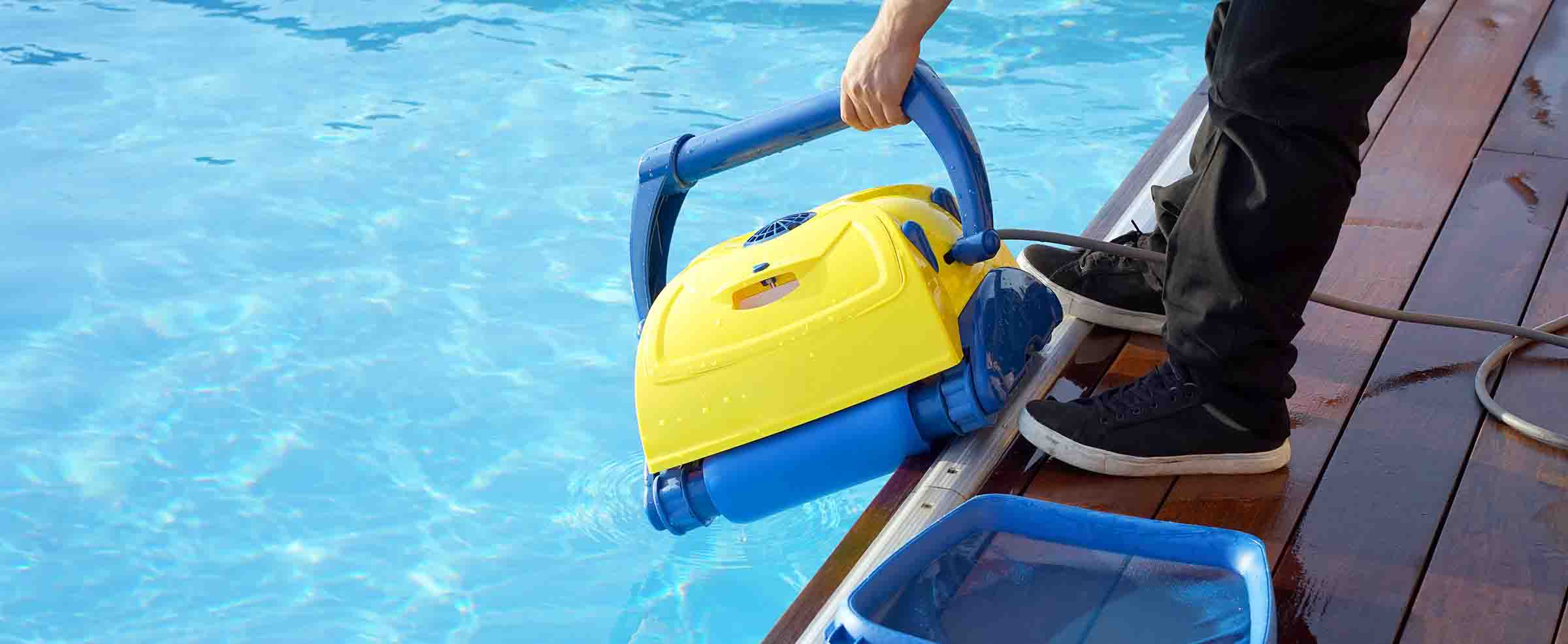 limpieza piscina en madrid
